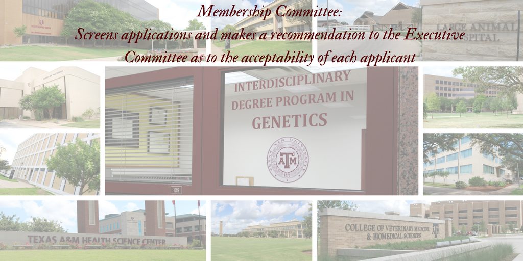 Genetics Membership Committee