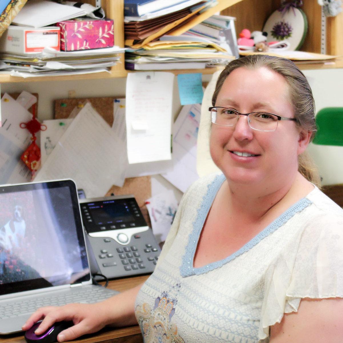Sarah Bondos, PhD