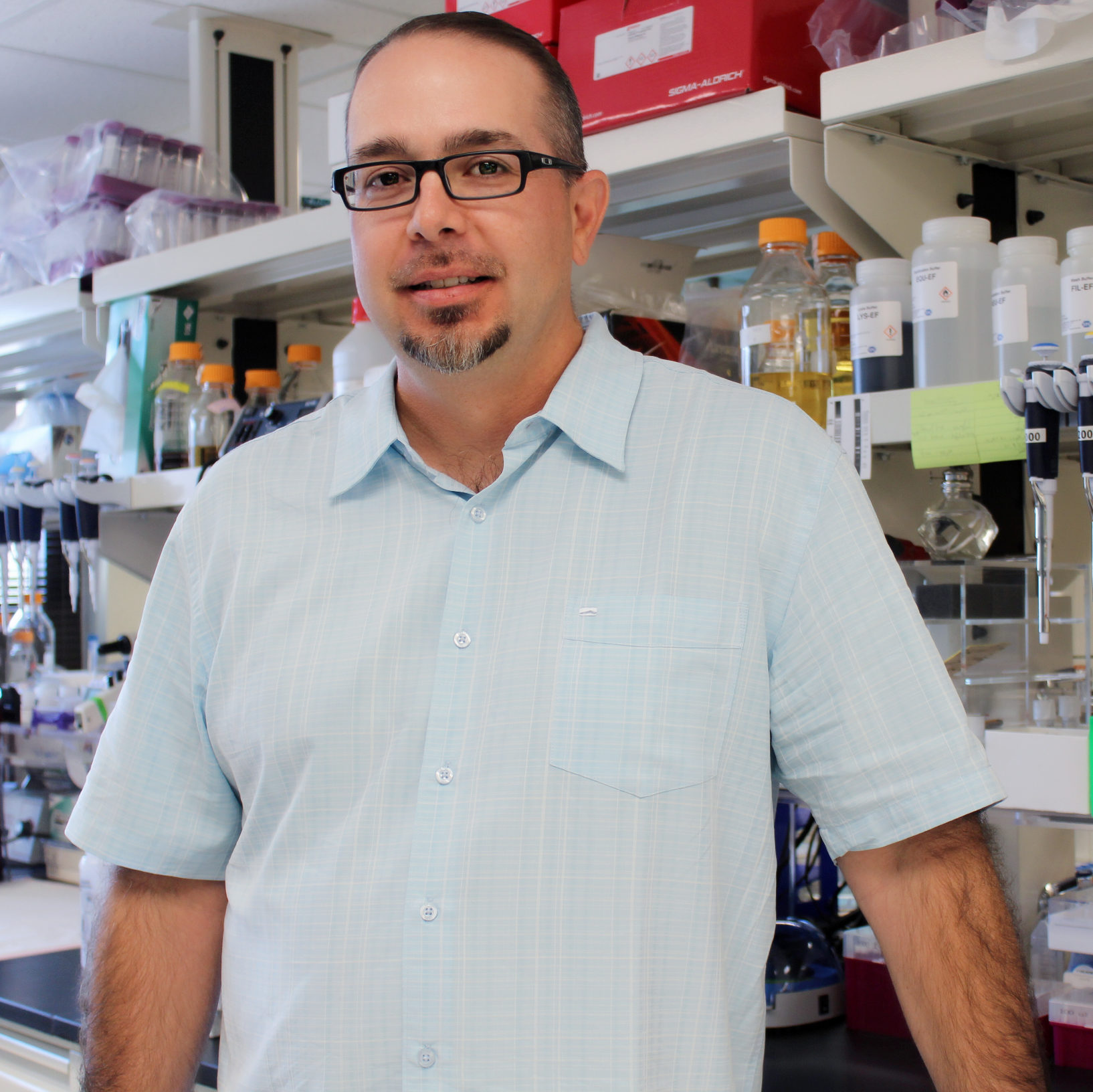 Kevin Myles, PhD