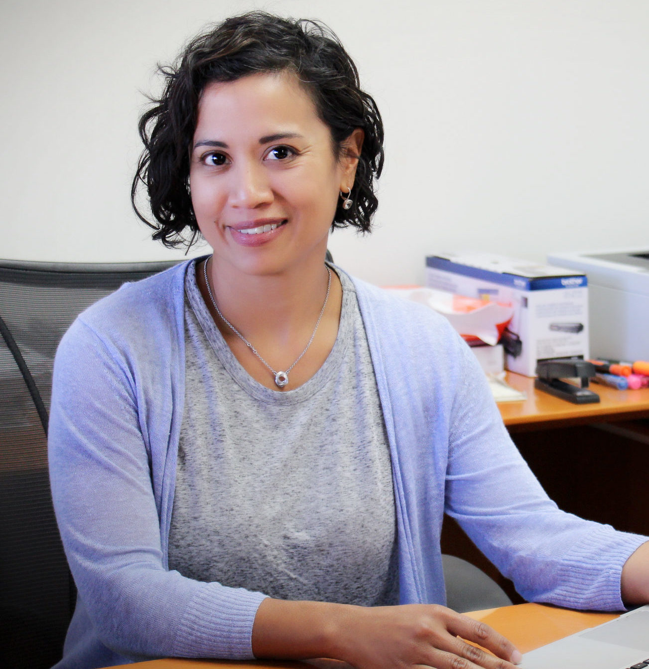 Raquel Sitcheran, PhD