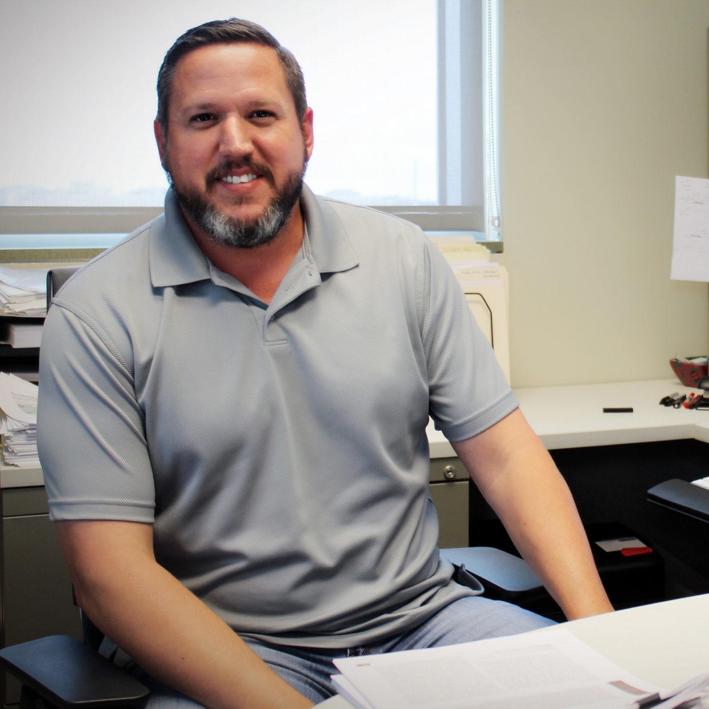 Scott Dindot, PhD