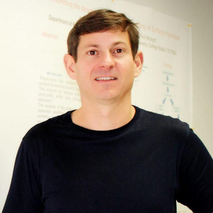 Paul Straight, PhD