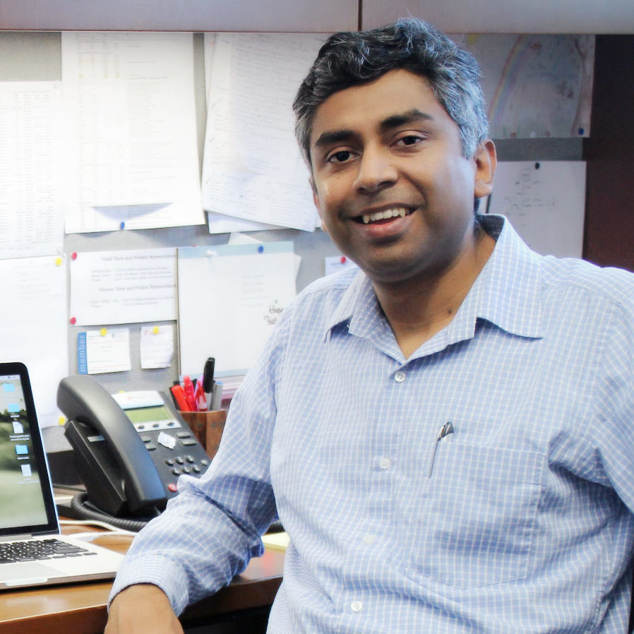 Vishal Gohil, PhD