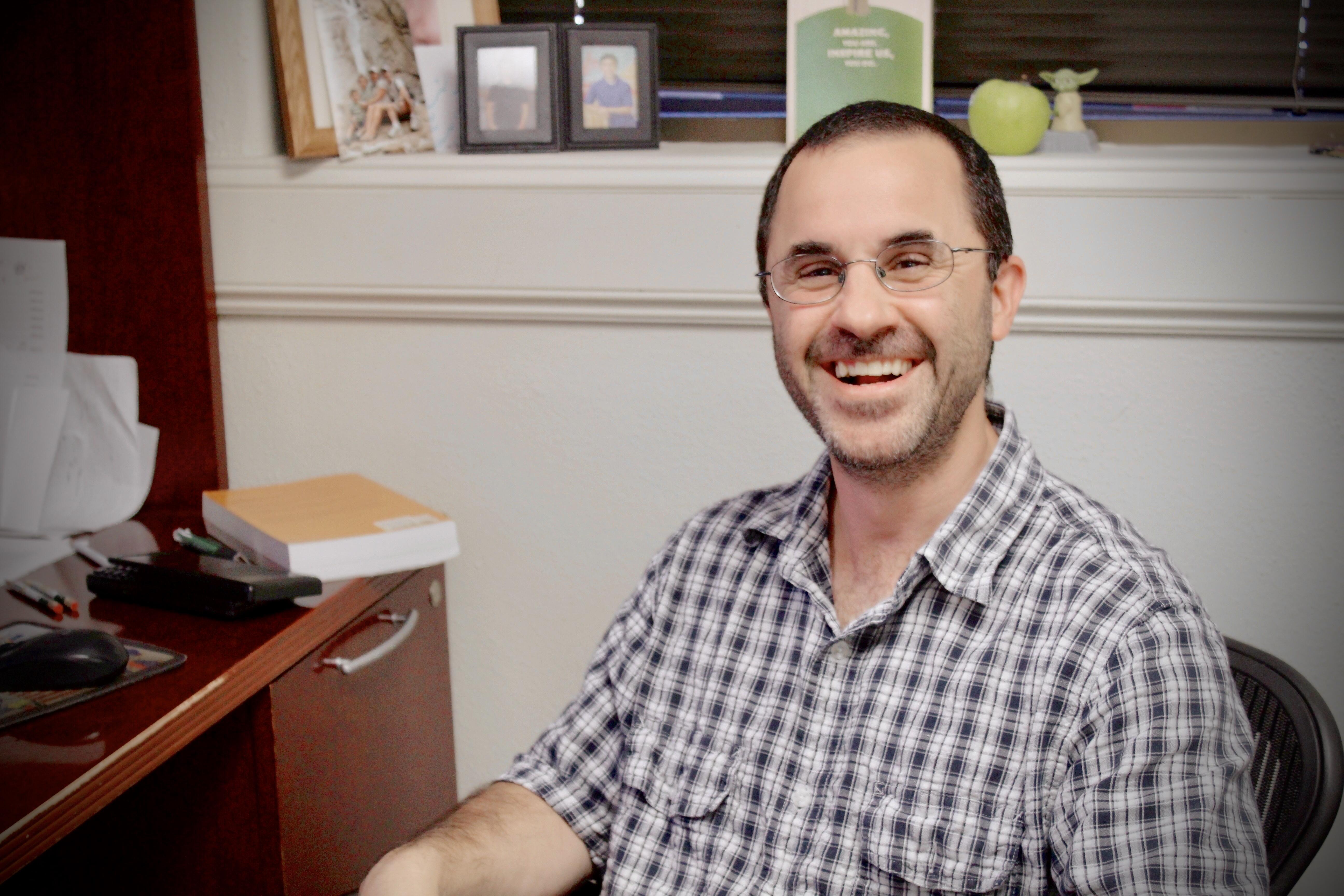 Dr. Charles Criscione