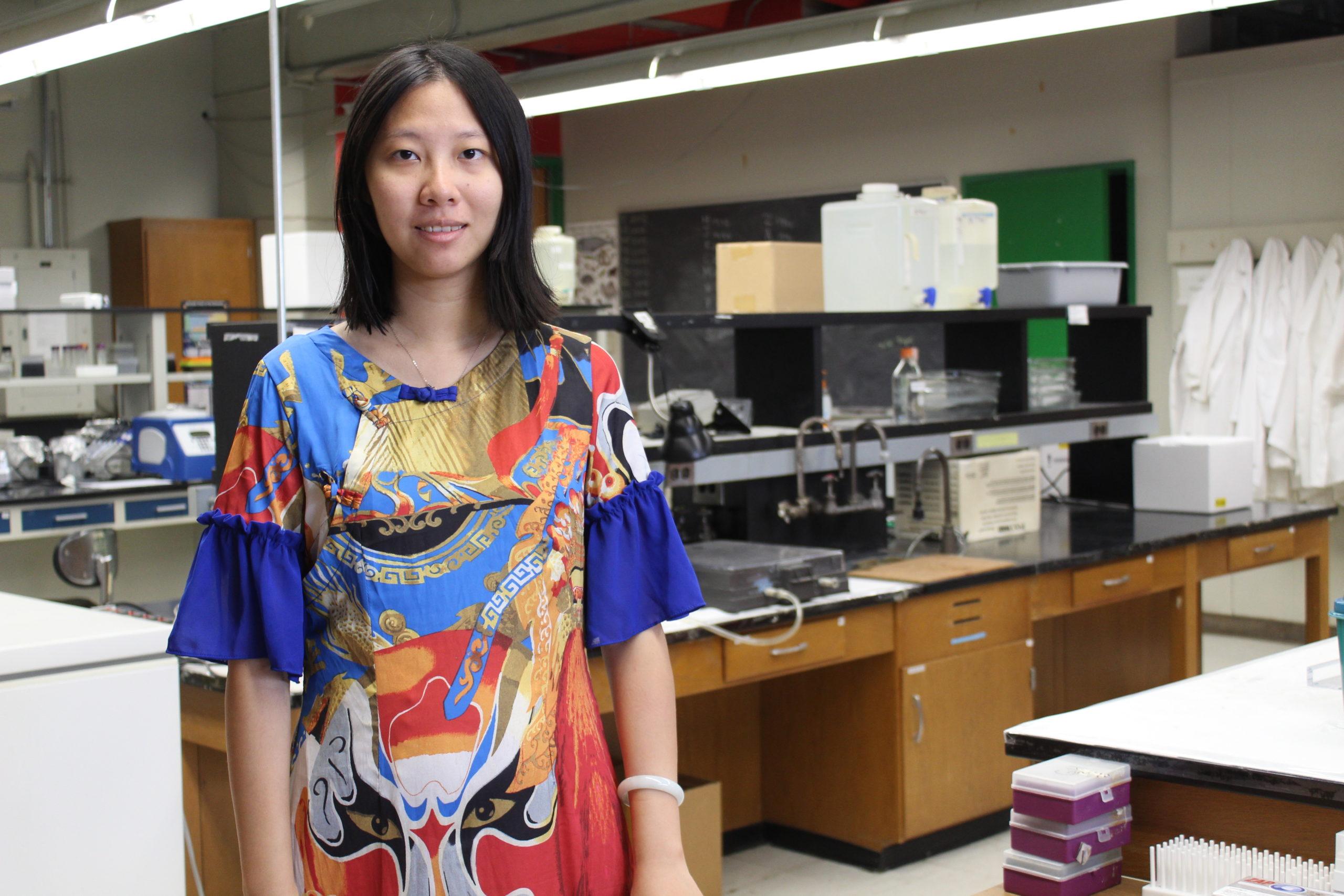 Yue Xing, PhD